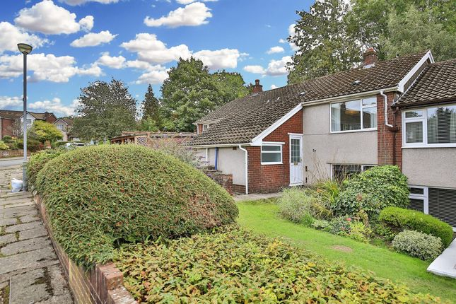 Thumbnail Terraced house for sale in Claerwen Drive, Lakeside, Cardiff