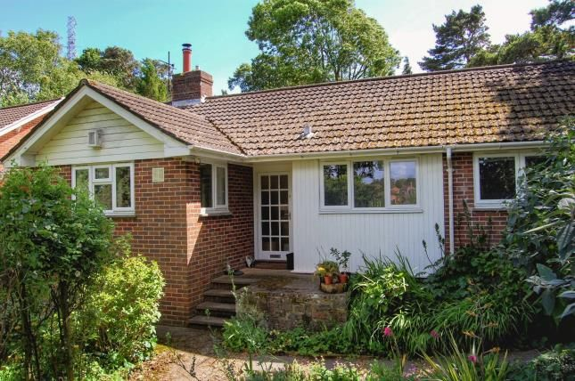 Thumbnail Bungalow for sale in Exeter, Devon
