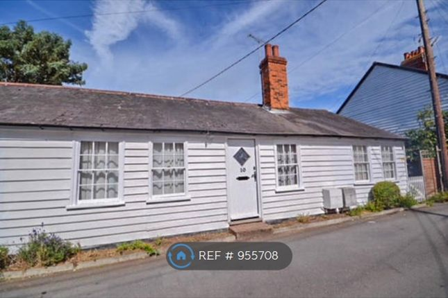 2 bed terraced house to rent in Chapel Road, Burnham-On-Crouch CM0