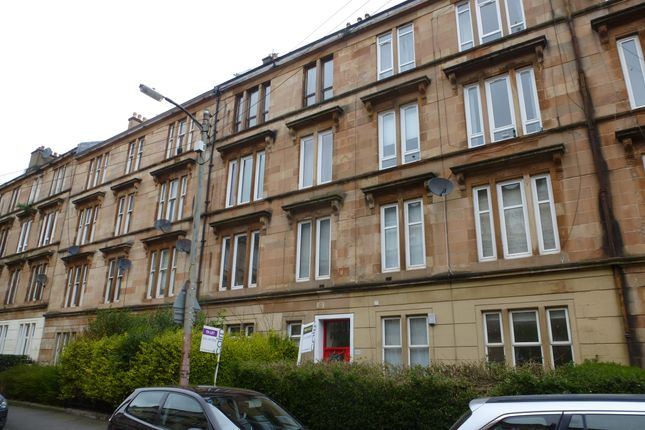 Thumbnail Flat for sale in Roslea Drive, Dennistoun, Glasgow