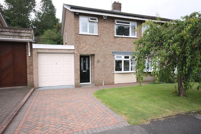 Thumbnail Semi-detached house to rent in Cheniston Road, Willenhall