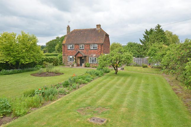 Thumbnail Equestrian property for sale in Chipstead, Sevenoaks, West Kent