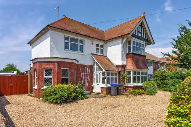 Thumbnail Detached house for sale in South Farm Road, Broadwater, Worthing