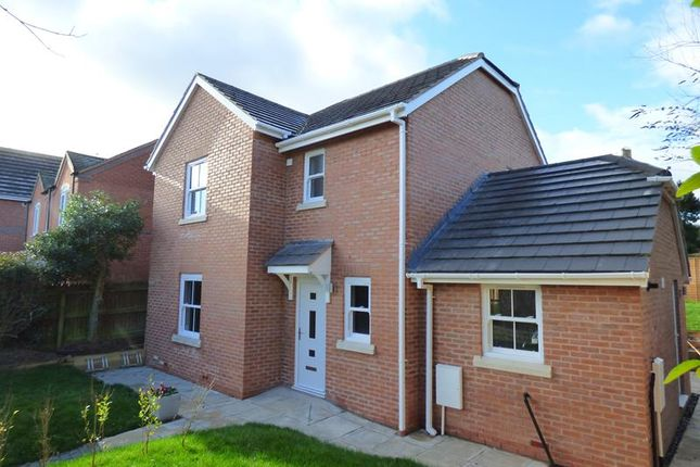 3 bed detached house for sale in Chester Place, Malvern