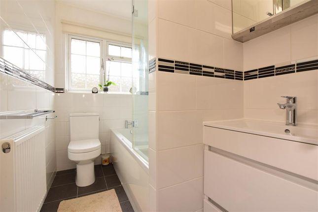 Bathroom of Abbotts Close, Rochester, Kent ME1