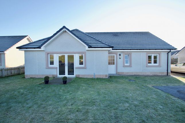 Thumbnail Bungalow for sale in School Road, Conon Bridge, Ross-Shire