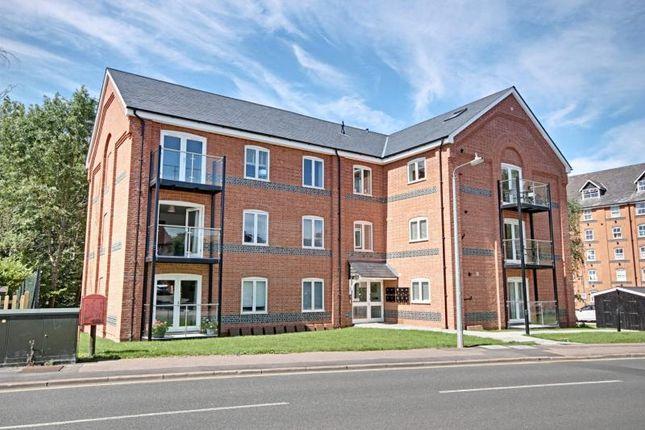 Thumbnail Flat to rent in Bickerton Ct, Sheering Lower Road, Sawbridgeworth, Herts
