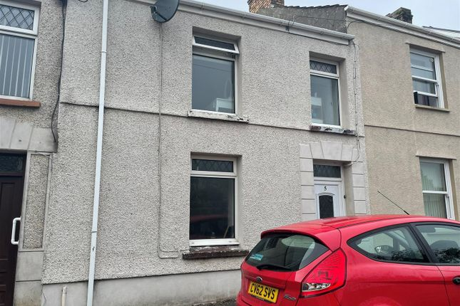 3 bed terraced house for sale in Williams Terrace, Burry Port SA16
