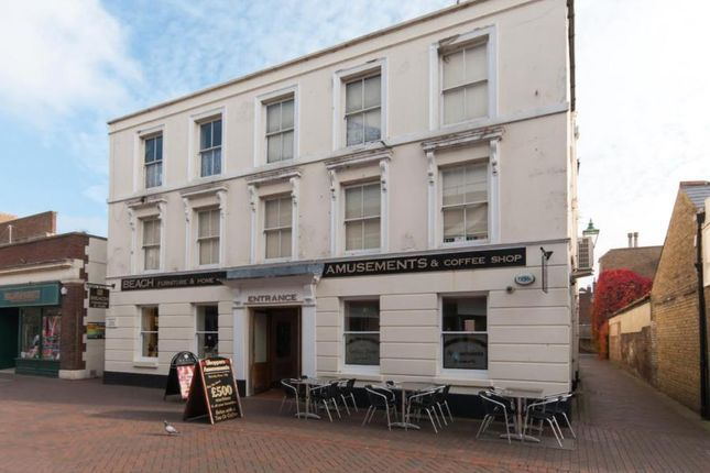 Thumbnail Flat to rent in High Street, Deal