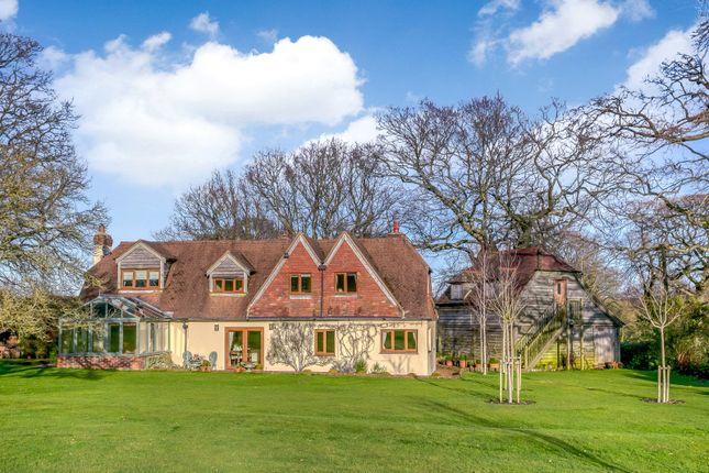 Thumbnail Detached house for sale in Barns Farm Lane, Storrington, West Sussex