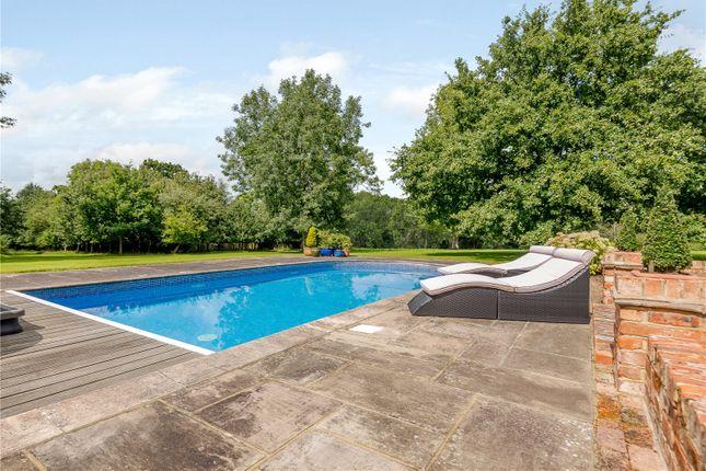Swimming Pool of Park Street Lane, Slinfold, Horsham, West Sussex RH13