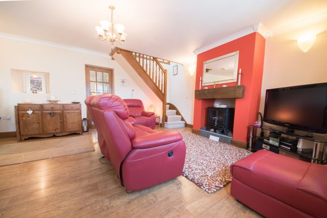 Thumbnail Terraced house for sale in Capel Seion, Aberystwyth