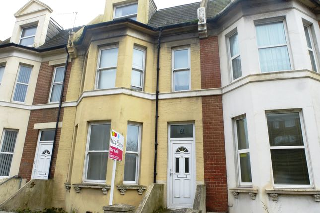 Thumbnail Terraced house for sale in Bexhill Road, St. Leonards-On-Sea