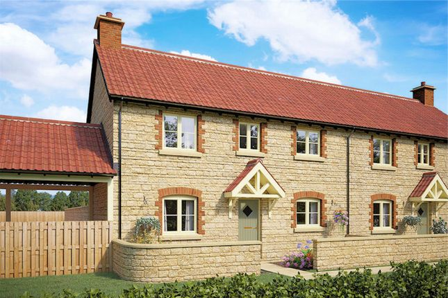 Thumbnail Semi-detached house for sale in Cotswold Homes, Florence Gardens, Chipping Sodbury, South Glos