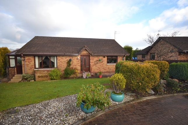 Thumbnail Detached bungalow for sale in Castle Court, Castlecary