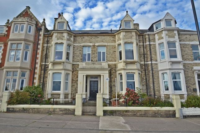 Thumbnail Flat to rent in Beverley Terrace, Cullercoats, North Shields