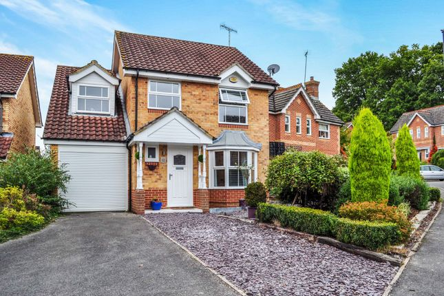 4 bed detached house for sale in Tamar Close, Maidenbower, Crawley