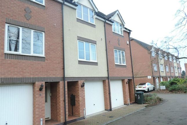 Thumbnail Town house to rent in Bartholomew Court, The Avenue, Coventry