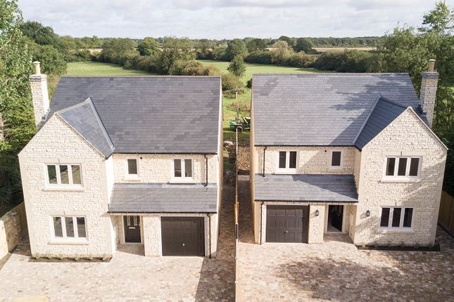 Thumbnail Detached house for sale in Winchester Close, Peterborough, Cambs.