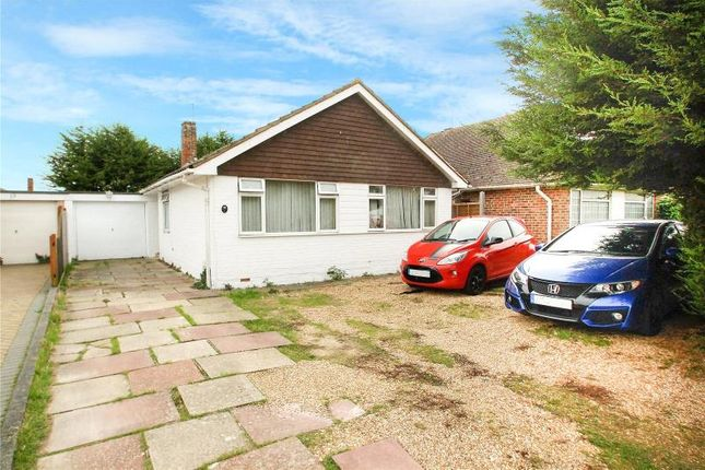 Thumbnail Bungalow for sale in Cumberland Avenue, Goring By Sea, Worthing