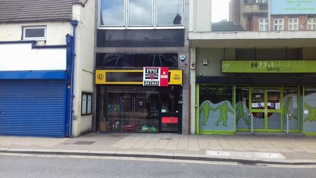 Thumbnail Retail premises to let in 62, Hall Gate, Doncaster, South Yorkshire