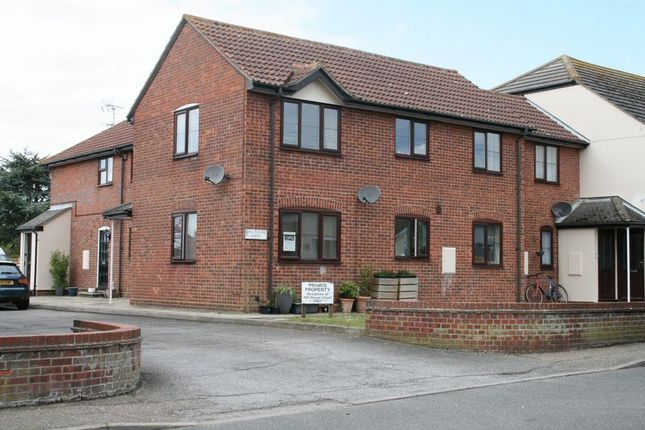 Thumbnail Flat to rent in Hill House Court, Chapel Road, Brightlingsea