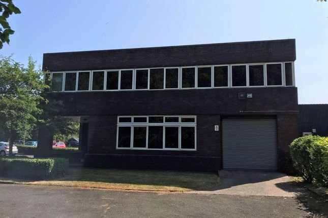 Thumbnail Warehouse for sale in Eagle Road, Moons Moat North Industrial Estate, Redditch