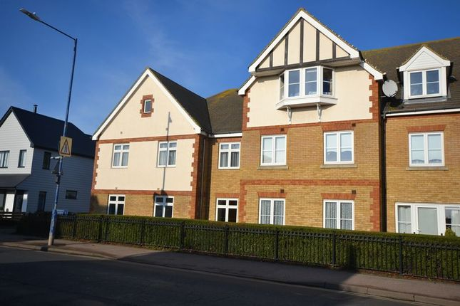 Thumbnail Flat to rent in Copperas Court, Two Bedroom Apartment, Tankerton