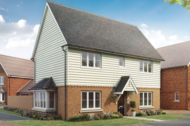 Thumbnail Detached house for sale in St Georges Road, Badshot Lea, Farnham
