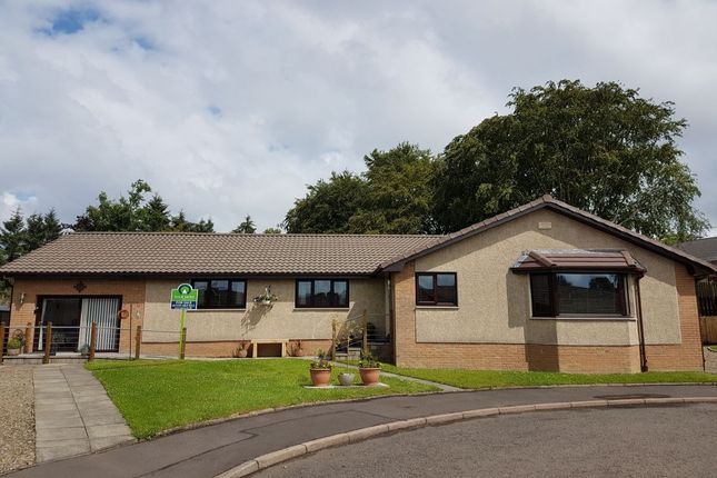 Thumbnail Bungalow for sale in Lythgow Way, Lanark