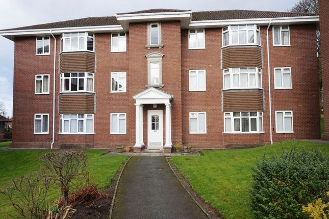 Thumbnail Flat to rent in St Pauls Court, Congreve Road, Blurton, Stoke-On-Trent