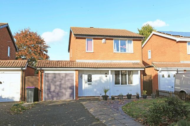 Thumbnail Detached house for sale in 24 Barnes Wallis Drive, Apley