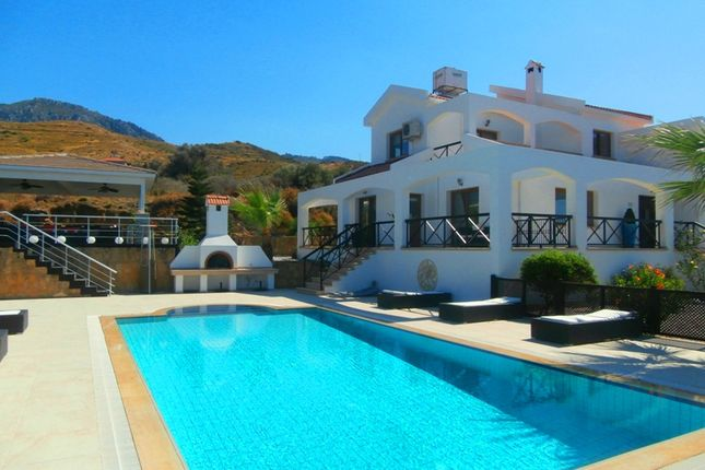 Thumbnail Villa for sale in Truly Stunning 3 Bedroom Home With Pool And Fantastic Views, Alsancak, Cyprus