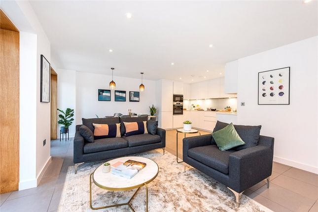 Thumbnail Flat for sale in Upper Place, 85B Upper Clapton Road