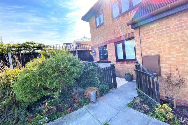 Thumbnail Flat for sale in Henham Court, Mowbrays Road