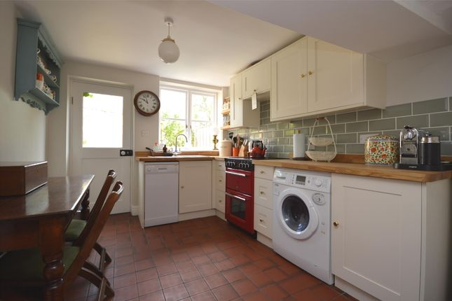 Thumbnail Terraced house to rent in High Street, Batheaston, Bath