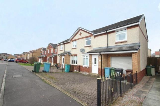 Exterior of Turnberry Crescent, Coatbridge, North Lanarkshire ML5
