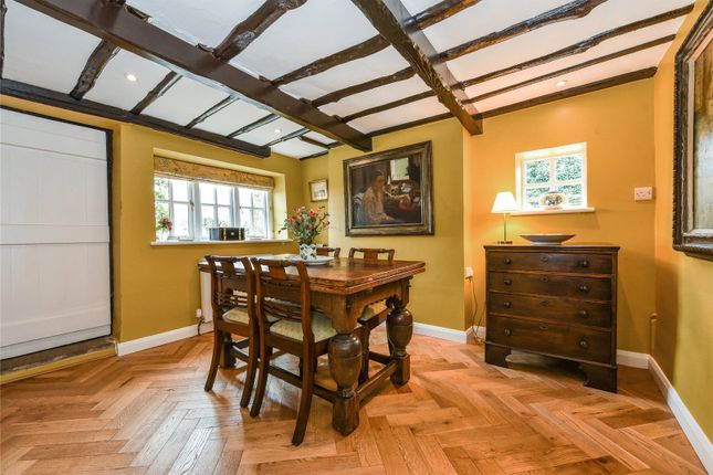 Dining Room of Offham, South Stoke, Arundel, West Sussex BN18