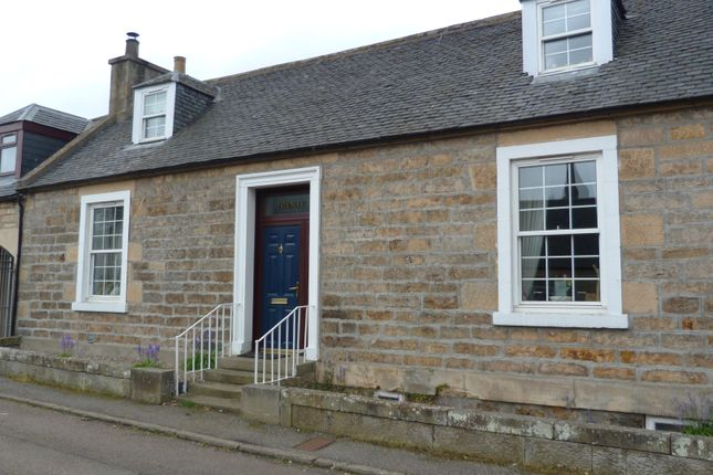 Thumbnail Town house for sale in Academy Street, Elgin