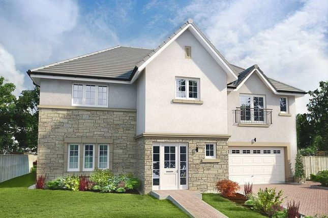 "Thumbnail Detached house for sale in ""The Kennedy"" at Lowrie Gait, South Queensferry"