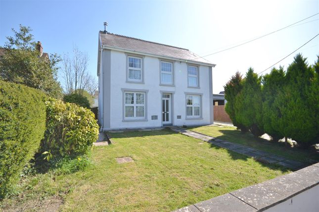 Thumbnail Detached house for sale in Porthyrhyd, Carmarthen