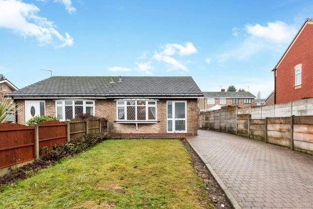 Thumbnail Semi-detached bungalow to rent in Common Lane, Cannock