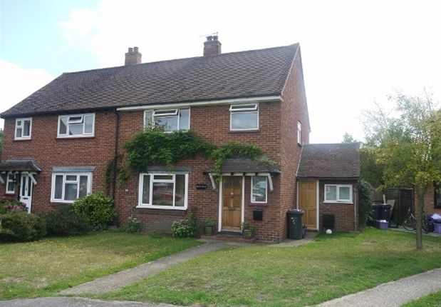 Thumbnail Semi-detached house to rent in Medlar Close, Guildford