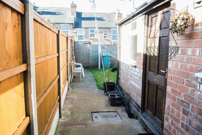 Terraced house for sale in Worksop Road, Nottingham