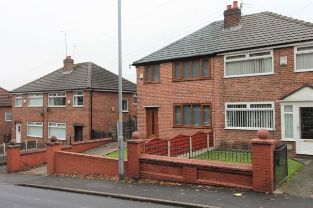 Semi-detached house in  Berry Row  Manchester  Manchester