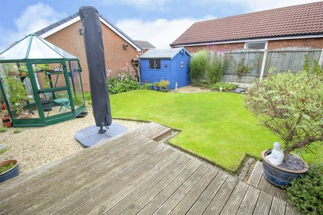 Garden (3) of Wychwood Drive, Trowell, Nottingham NG9