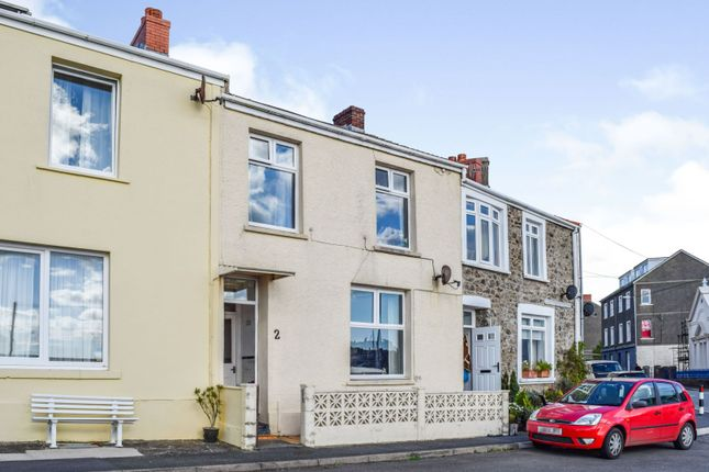 4 bed terraced house for sale in Great Eastern Terrace, Neyland, Milford Haven SA73
