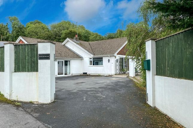 Thumbnail Bungalow for sale in Knightwood, Castlefield, Narberth