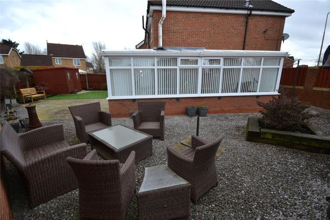 Side Garden of Howdale Road, Hull, East Riding Of Yorkshire HU8
