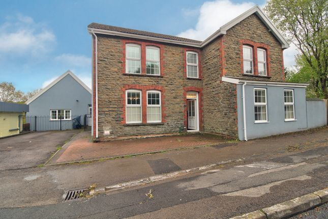 Thumbnail Detached house for sale in Commercial Street, Pontllanfraith, Blackwood